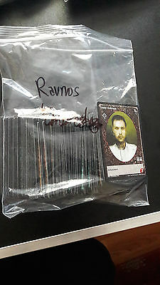 Vampire the Eternal Struggle cards - Ravnos cards