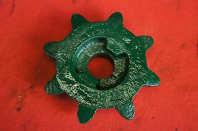 Odd Cole 382 Steel Corn & Cotton Planter 8 Tooth Chain Rate Distance Sprocket