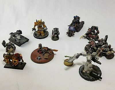 WizKids Huge Lot of Mage Knight Figures Figurines Very Nice Collection.