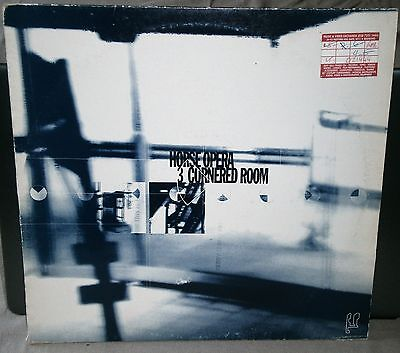 Horse Opera 3 Cornered Room Ziq 004 1998 Planet Mu Records Vinyl Lp Record Album