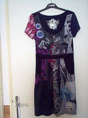 """Belle Robe     Désigual    Taille  XL   """" TBE """""""