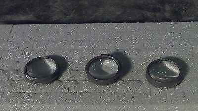 Lot of 80 x 23 1/2 Degree Mac 500 Internal Lenses
