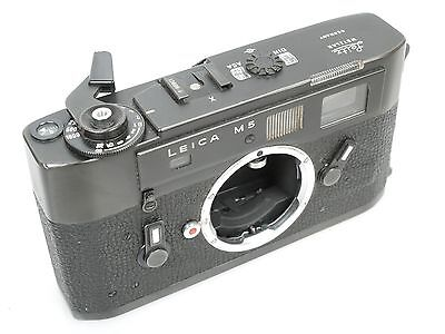 Leica M5 body black