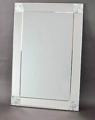 Rectangle Beveled Mirror Brayden Studio FREE SHIPPING (BRAND NEW)