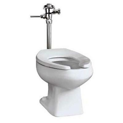 Baltic Commercial Dual Flush Elongated One-Piece Toilet Mansfield FREE SHIPPING