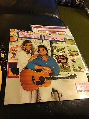 Ralph Mctell The Best Of Tickle On The Tum Rare Vinyl