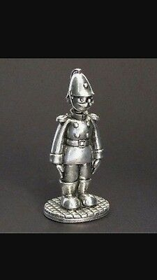Robert Harrop Trumpton Fireman Pewter Set