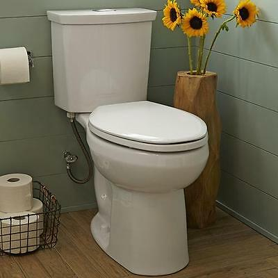 H2Option Dual Flush Round Two-Piece Toilet American Standard FREE SHIPPING
