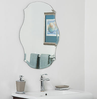 Bathroom Wall Mirror Decor Wonderland FREE SHIPPING (BRAND NEW)