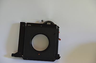 SINAR COPAL F5.6 Auto Aperture Shutter with sync chord and cables