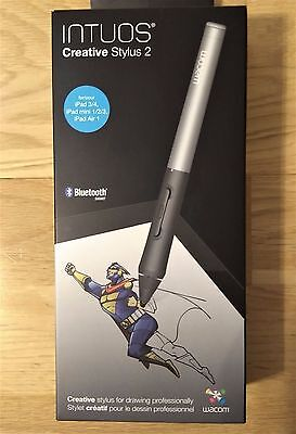 Puntero Intuos Creative Stylus 2 lapiz optico para iPad bluetooth