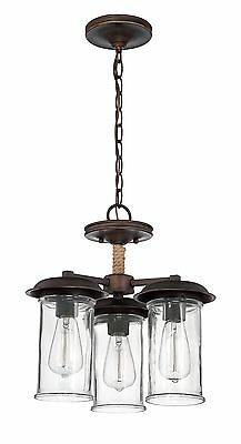 Sanderling 3-Light Mini Chandelier Breakwater Bay FREE SHIPPING (BRAND NEW)