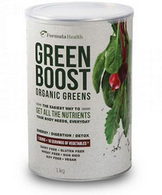 Formula Health Green Boost