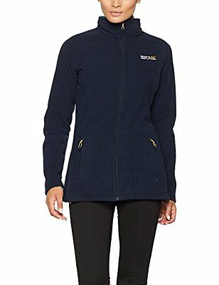 Regatta Donne Cathie II–Giacca in pile, donna, Cathie II, Navy/deep (A5e)