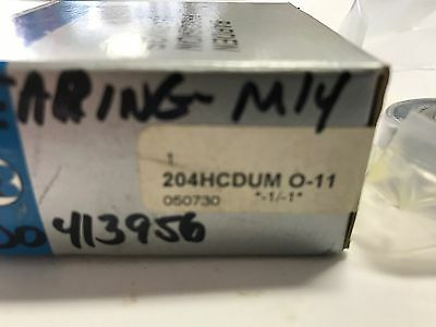 Barden 205HDM Bearing, Matched Set of 2