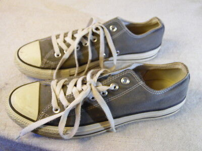 Converse All Star Unisex Canvas Sports Athletic Shoes Sneakers 8.5 Men 10. Women