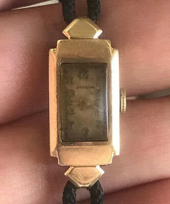 Vintage Art Deco Lyceum Ladie's Watch