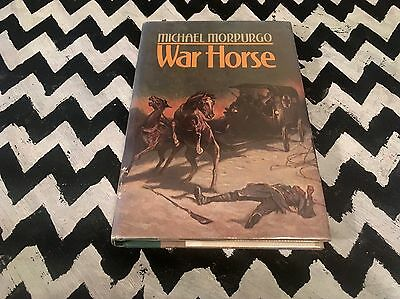 War Horse by Michael Morpurgo - American First Edition 1st/1st 1982