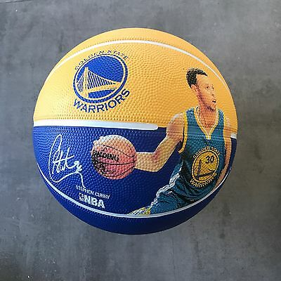Spalding Nba Stephen Curry Player Outdoor Basketball  - Size 7