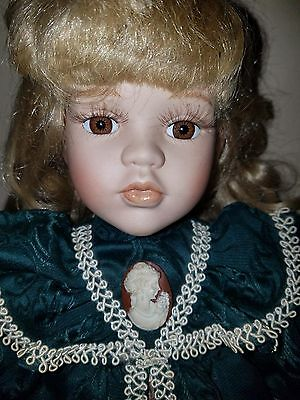 *haunted Spirit Gretchen 6 Yr Old Lil Girl Very  Active Porcelain Doll*