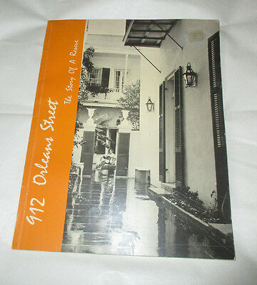912 Orleans Street The Story of a Rescue 1965 New Orleans Walter Lowrey Hauser