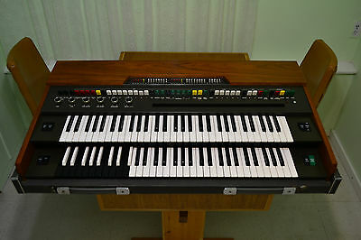 Yamaha YC-45D Combo Organ / Analog Synthesizer