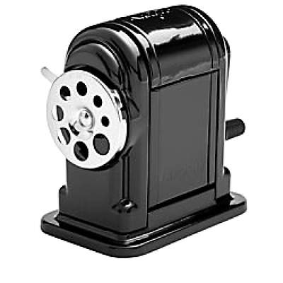 Pencil Sharpener Manual Ranger 55 Adjustable with Dual Helical Cutters Office