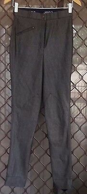 Jodz Ladies Jodphurs in Grey Size 10
