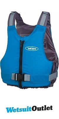 2017 Yak Blaze Kayak 50N Buoyancy Aid Blue 2713