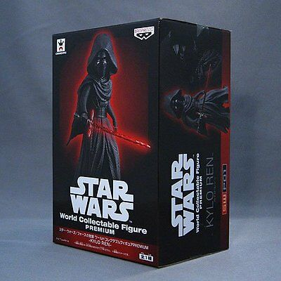 New Star Wars The Force Awakens World Collectable Figure Kylo Ren