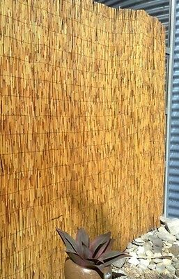 4 panels Eden java bamboo screen fencing 1.8m high x 3m wide (12m total length)