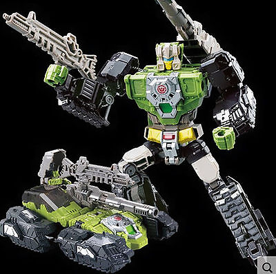 Oversized Transformers G1 Headmasters Hardhead Action Figure Toy New in Box
