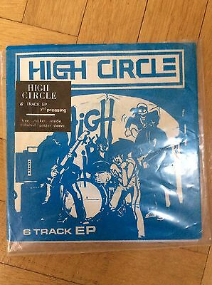 "HIGH CIRCLE 6 Tracks 7"" Bloody Riot Shotgun Solution Wretched"