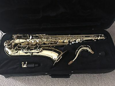 Eastcoast tenor saxophone in maculate condition