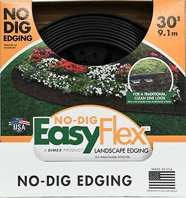 Easyflex 30ft No-dig Scallop Edging