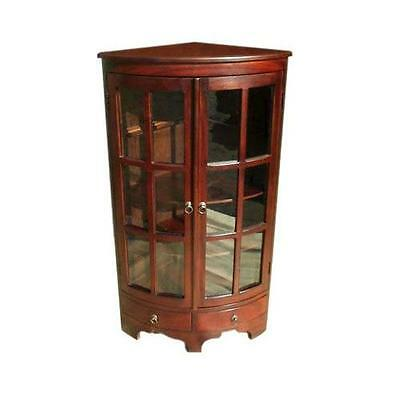 Corner Cabinet D-Art Collection FREE SHIPPING (BRAND NEW)