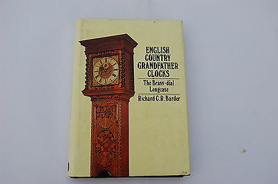 Barder's English Country Grandfather Clocks