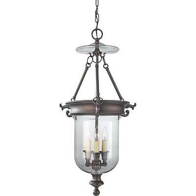 Francis 3-Light Mini Chandelier Three Posts FREE SHIPPING (BRAND NEW)