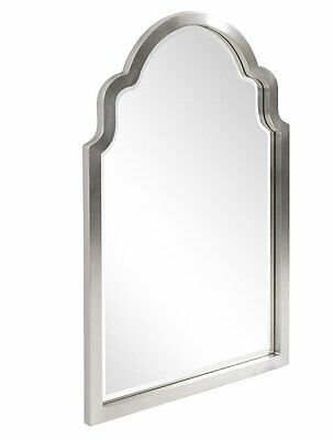 Silver Arched Wall Mirror House of Hampton FREE SHIPPING (BRAND NEW)