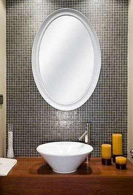 Oval Wall Mirror MCSIndustries FREE SHIPPING (BRAND NEW)