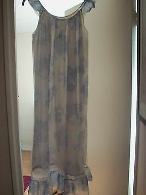 vintage nylon nightdress