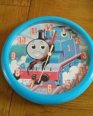 Thomas the Tank Engine clock