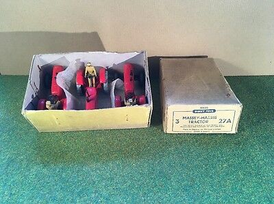 dinky farm tractors Boxed