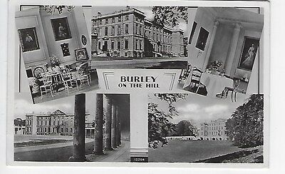 Burley on the hill, multiview