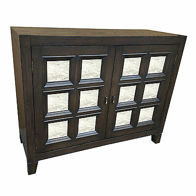 Anastasia Willow Creek and Mirror 2 Door Cabinet Darby Home Co FREE SHIPPING