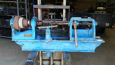 Lathe Mc Phersons  Heavy Duty Strong Bed