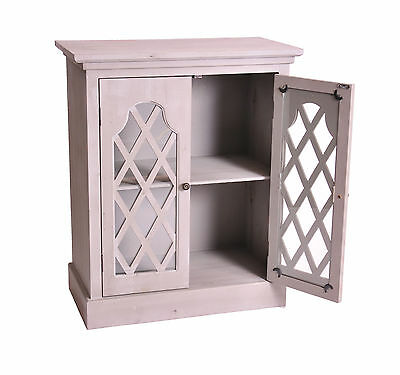 Haven Lattice Cabinet RTA Home And Office FREE SHIPPING (BRAND NEW)