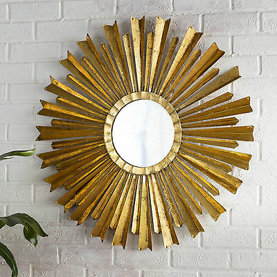 Wald Sunburst Mirror Mercer41 FREE SHIPPING (BRAND NEW)