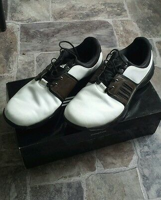 Genuine Authentic Adidas Tour 360 Golf Shoes Size 10 Great Condition.