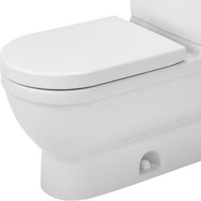 Darling New Elongated Toilet Bowl Duravit FREE SHIPPING (BRAND NEW)